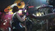 RE3MAKE Raccoon City2