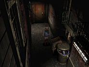 RE3 Sales Office Alleyway 5