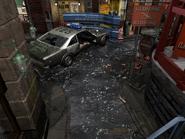 Resident Evil 3 background - Uptown - boulevard i1 - R10308