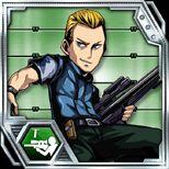 BIOHAZARD Clan Master - Character card - Edward