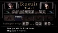 Resident Evil 0 Leech Hunter Results B