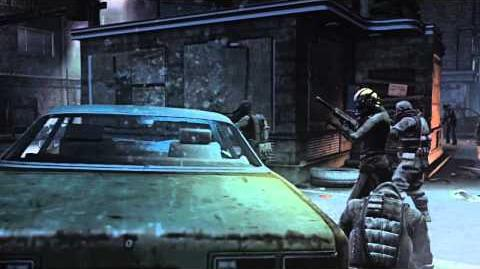 Resident Evil Operation Raccoon City Gameplay Trailer