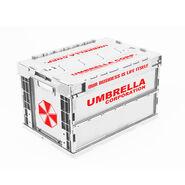 BIOHAZARD Folding Container Umbrella 1