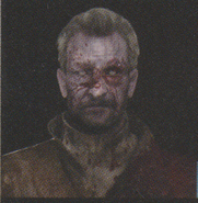 Degeneration Zombie face model 35