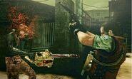 Mercenaries 3D - Barry gameplay 7