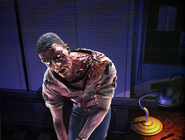 RESEARCH ON BIOHAZARD 2 final edition Marvin Branagh Zombie
