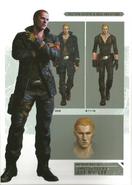 Resident Evil 6 Art Book 7