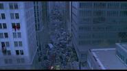Resident Evil film - Raccoon City streets