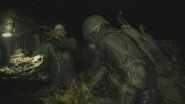 Hunk 5 Resident Evil 2 Remake