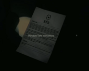 RE2make Portable Safe Instructions file