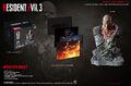 Resident Evil 3 Nemesis Bust