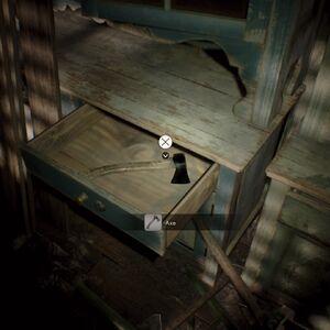 Resident Evil 7 Teaser Beginning Hour axe location.jpg