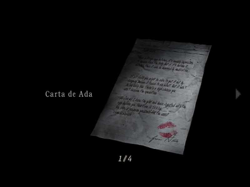 Carta de Ada