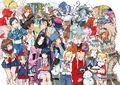 Capcom Girls Calendar