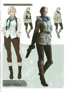 Resident Evil 6 Art Book 8