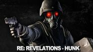 Resident Evil Revelations - Play as Hunk in Raid Mode