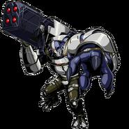 BIOHAZARD Clan Master - BOW art - T-A.L.O.S