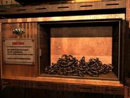 Resident Evil 3 background - Uptown - warehouse v - R1010F