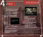 Resident Evil 4 GameCube manual 5