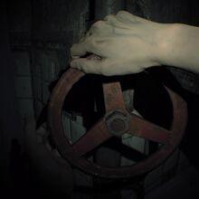 Resident Evil 7 Teaser Beginning Hour Valve Handle use location 2.jpg