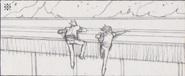 Final Battle storyboard 3