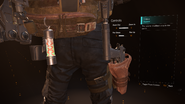 Tom Clancy's The Division 2 x Resident Evil 25th Anniversary item (3)