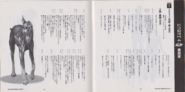 BIO HAZARD The Doomed Raccoon City Vol.1 booklet - pages 20 and 21