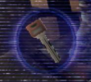 Resident Evil Outbreak items - Staff Room Key