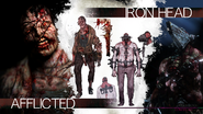 Ironhead and afflicted concept art