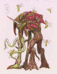 Plant 43 Archives concept art 1