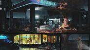 RE3 remake CONCEPT ART - Gas Station - Boutique