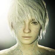 Zoe Baker calcified RE7 Avatar