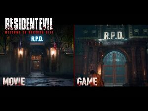 RESIDENT EVIL- WELCOME TO RACCOON CITY Vignette – Origins