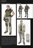 The Art of Resident Evil 5 - page 020