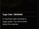 Sugarcake (★★★★)
