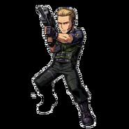 Albert Wesker RE1 Clan Master5