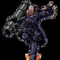BIOHAZARD Clan Master - BOW art - Nemesis1