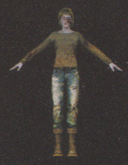 Degeneration Zombie body model 64