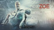 RESIDENT EVIL 7 End of Zoe menu 3