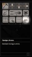 Resident Evil 7 Teaser Beginning Hour Handgun ammo inventory