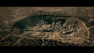 Final Chapter - Raccoon City crater