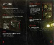 Resident Evil Instruction Booklet 7