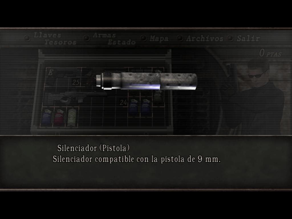 Silenciador (Pistola)