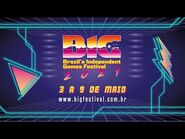 🎮 DIA 07-05 - Palestras ao Vivo (original language) - BIG Festival 2021 - Parte 02
