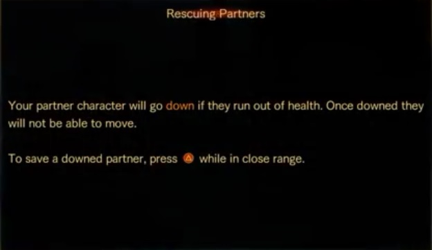 Rescuing Partners