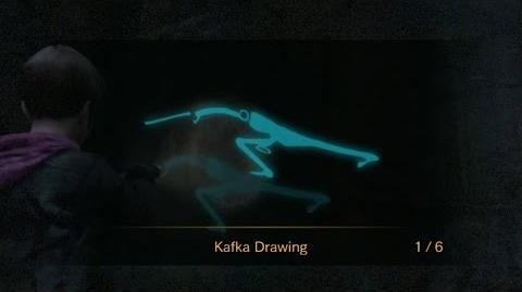 Resident Evil Revelations 2 Episode 3 - All Kafka Drawing Locations