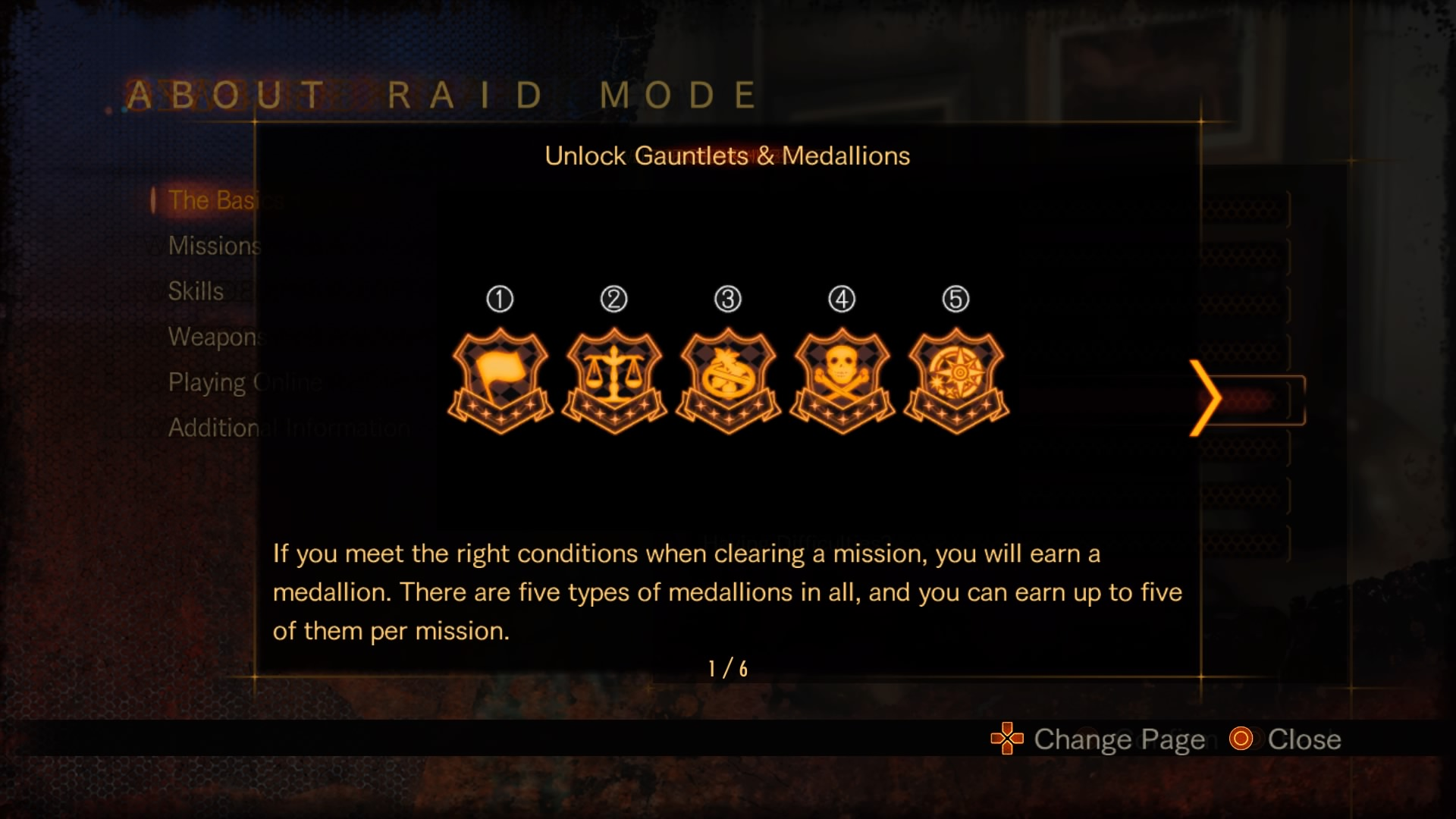 Unlock Gauntlets & Medallions