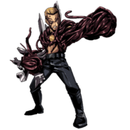 Albert Wesker Uroboros RE5 Clan Master2