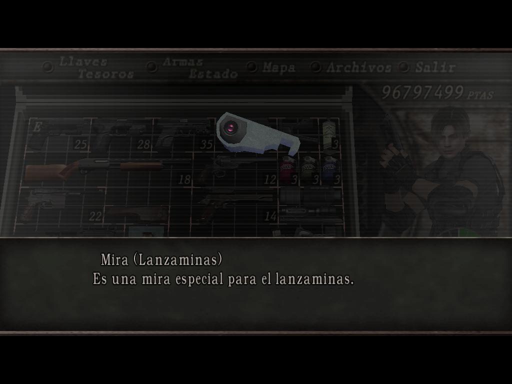 Mira (Lanzaminas)