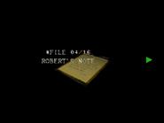 Re264 EX Robert's Note